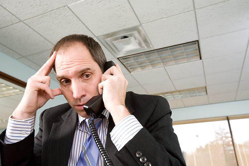 Угрозы коллекторов по телефону