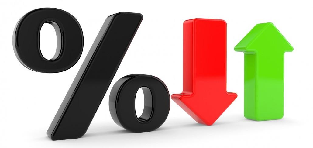 ставка рефинансирования за последние 10 лет таблица