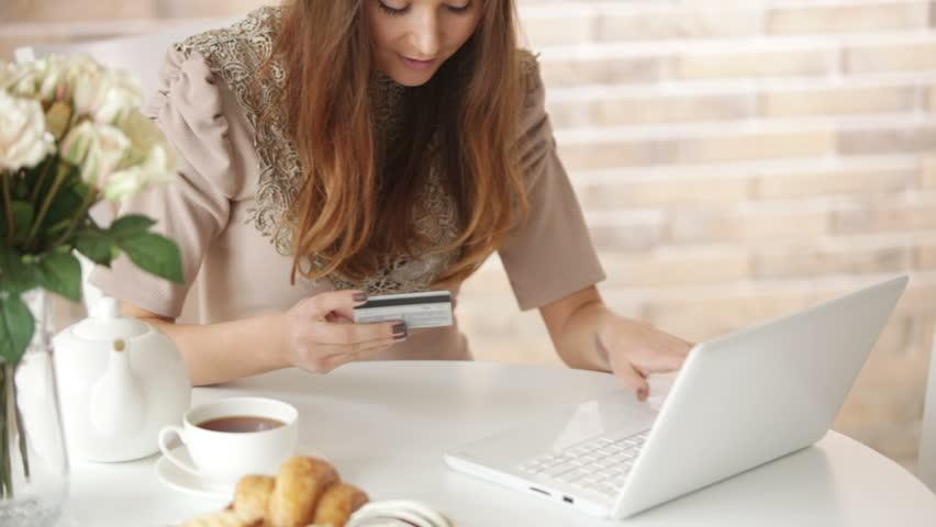 Онлайн оформление и получение кредита