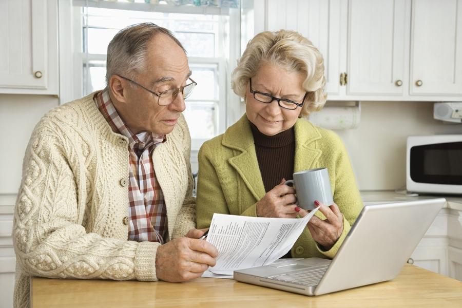 Пенсионный займ