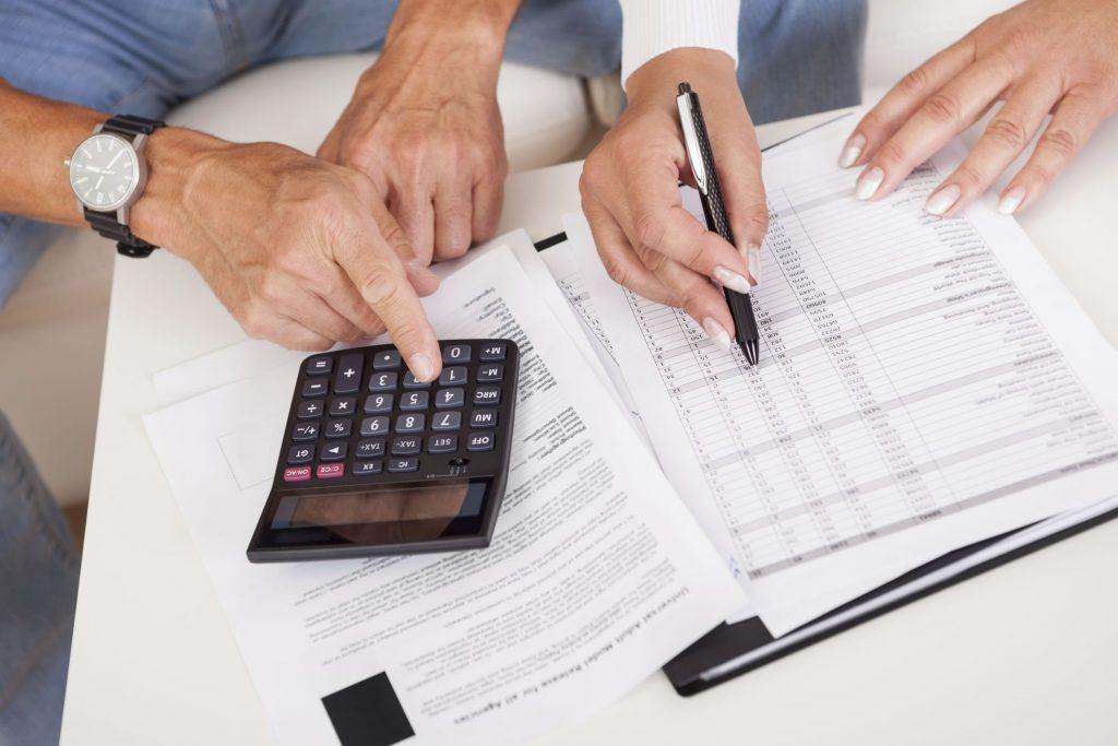 Расчеты по долгосрочным кредитам