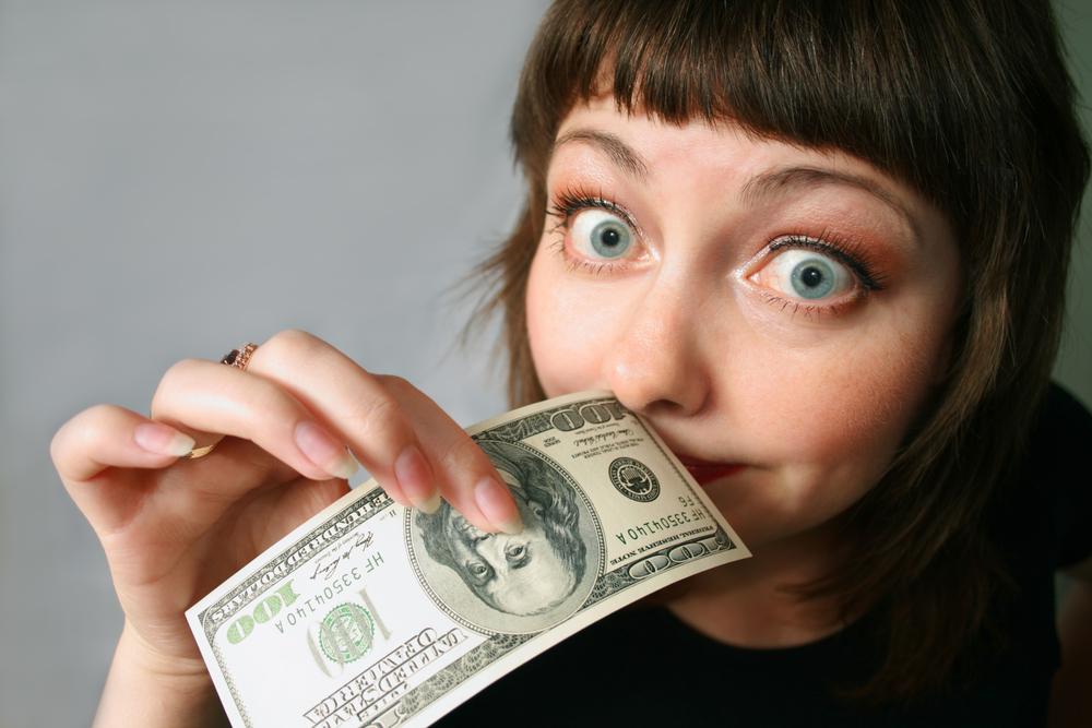 Можно ли вечером одалживать деньги