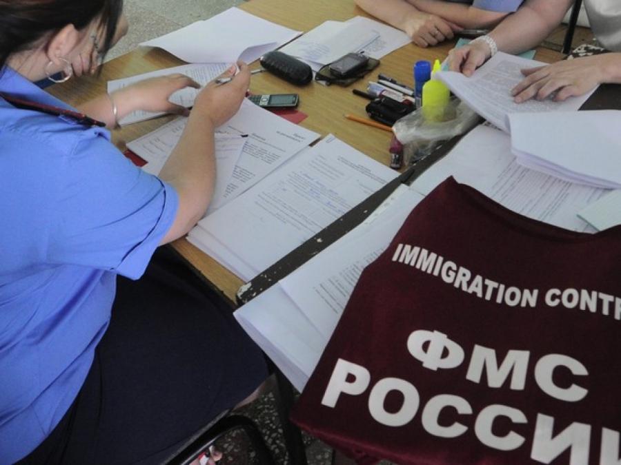 Обратиться в ФМС России при утере паспорта