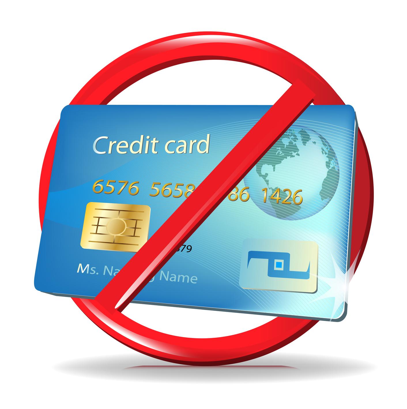 картинка банковские карты не принимаемые сейчас