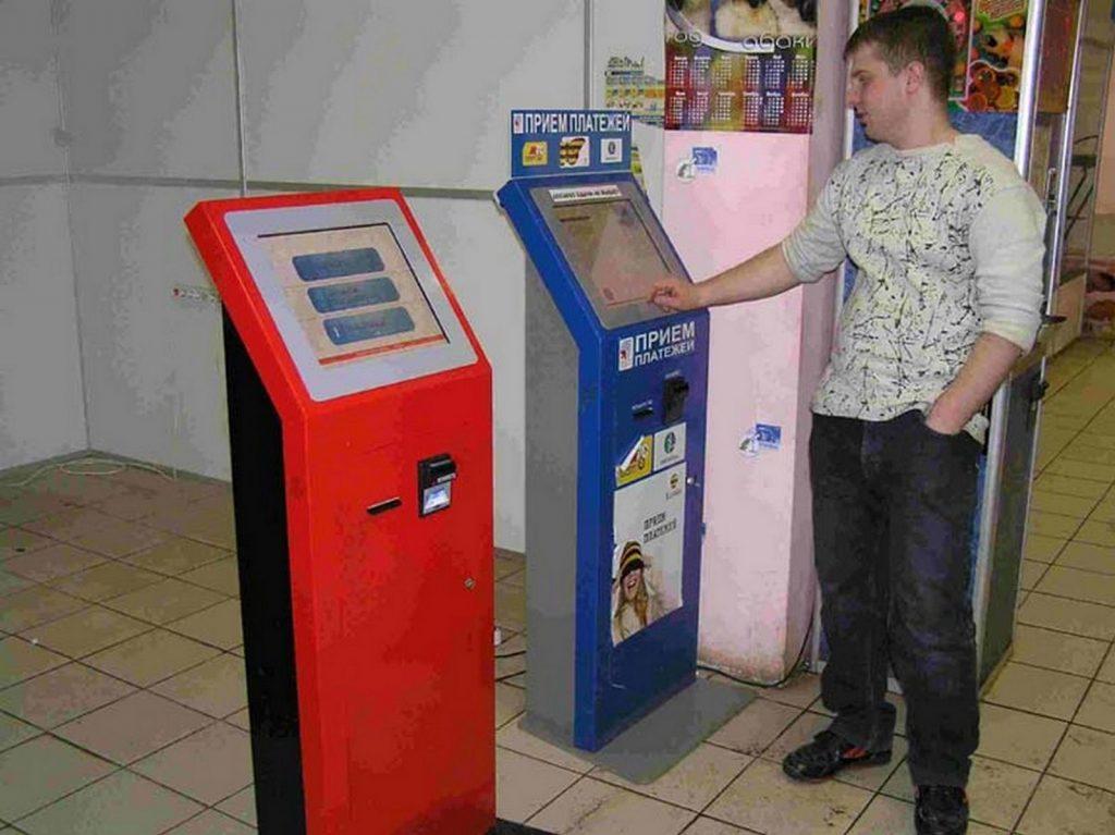Оплата кредита через терминалы Киви