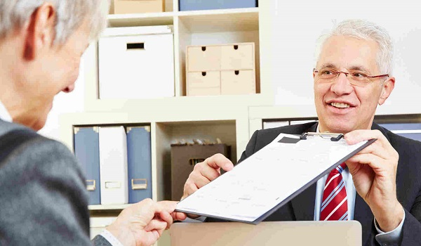 Письменная претензия к заемщику