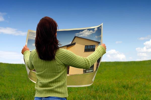 Строительство дома за счет кредитных средств