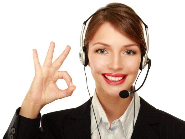 Звонок на горячую линию Кредито 24