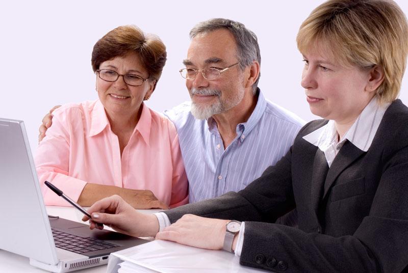 Заявка онлайн на кредит для пенсионеров
