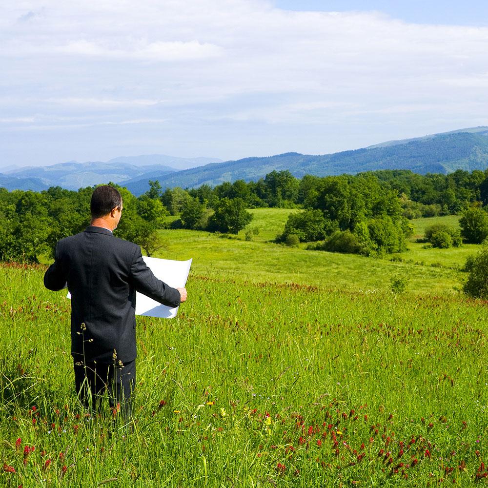 Как производится оценка земельного участка