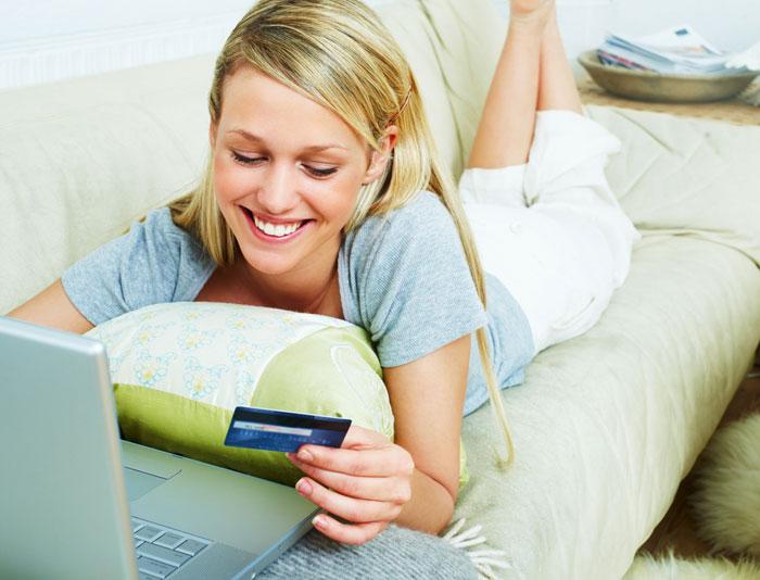 Займы, не выходя из дома на кредитную карту