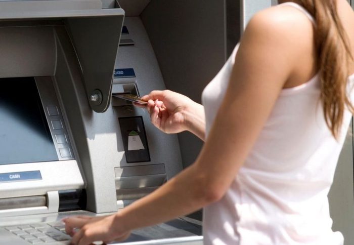 Погашения займа у Тратимо через банкомат