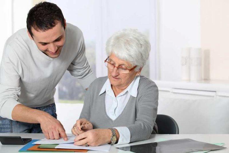 Условия кредитования пенсионеров в банке