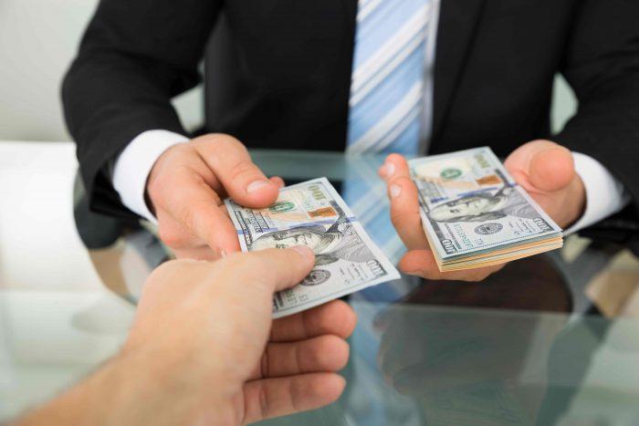 Финансирование от частного лица