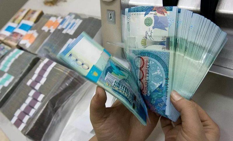 Получение займа в Республике Казахстан