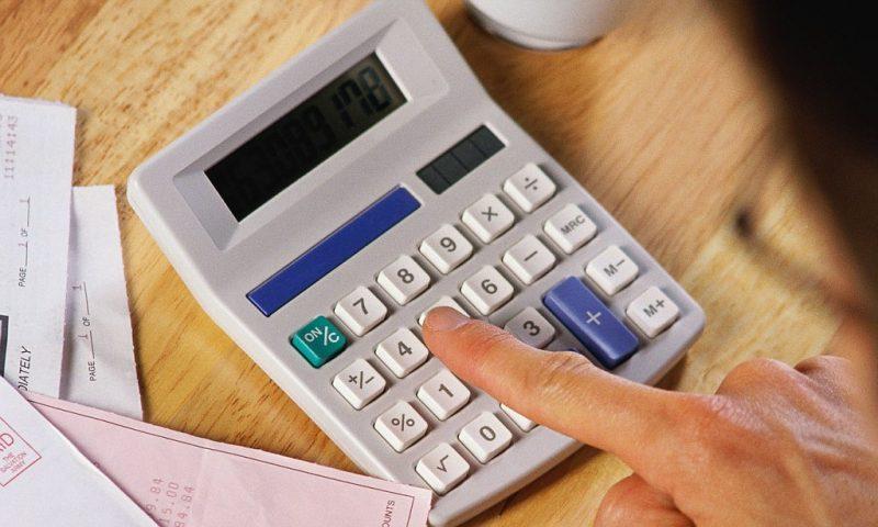 Рассчет выплат по кредитной карте Сбербанка
