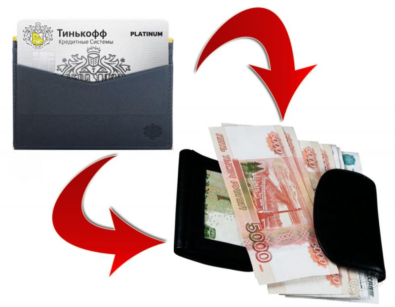 Платеж по кредитной карте Тинькофф