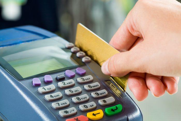 Покупки кредитной картой