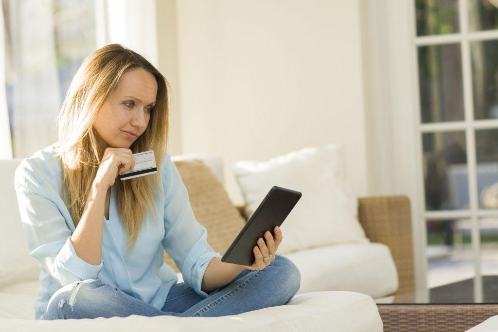 Проверка данных по кредиту в личном кабинете