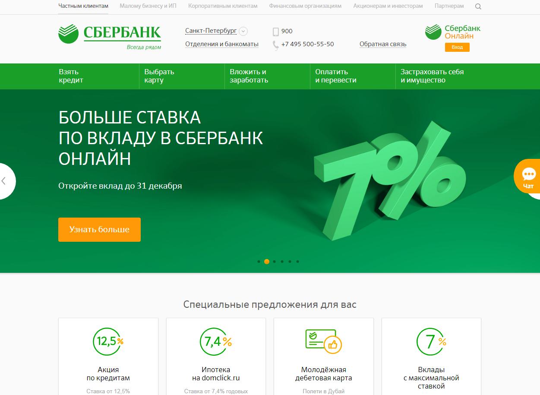 Условия выдачи кредитнойкарты Сбербанка