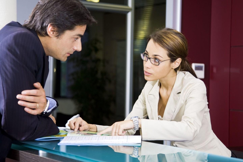 Диалог с клиентом