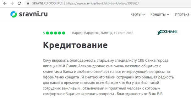банк москвы минимальный кредит